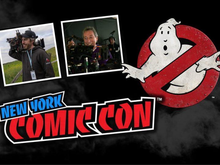 Jason Reitman e Ivan Reitman ospiti al New York Comic Con!