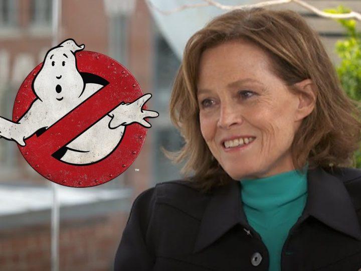 """Ghostbusters: Legacy: """"è un film meraviglioso!"""" parola di Sigourney Weaver!"""