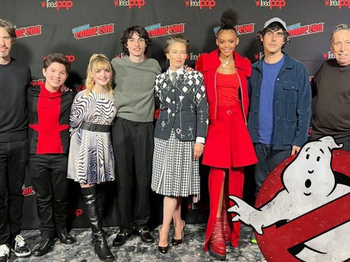Ghostbusters Afterlife proiettato a sorpresa al Comicon di New York
