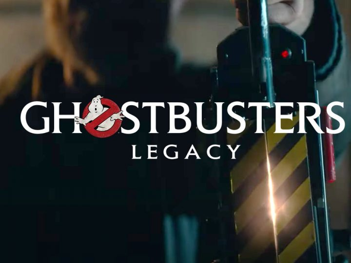Nuovo trailer internazionale Ghostbusters Legacy